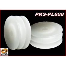 POLITJA DELRIN 1/24 DOBLE (Ф3xФ8x5,5mm)