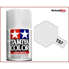 PINTURA TAMIYA SPRAY TS-7 RACING WHITE