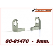 AXLE HOLDER 9mm. HEIGH