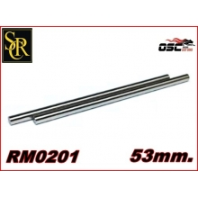AXLES PRO 3/32¨x 52mm ETRA HARDENED STEEL