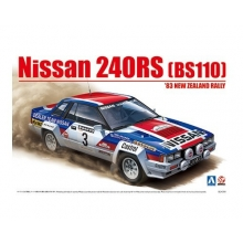 KIT NISSAN 240RS Gr. B (1/24)