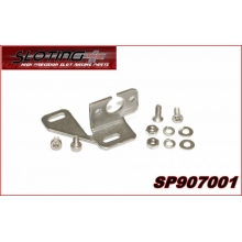 SUPPORT MOTOR 1/24 STAINLESS STEEL