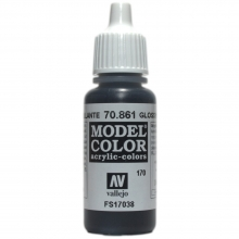 MODELCOLOR NEGRO BRILLANTE