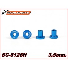 SUSPENSION MOUNTS H (3,5mm.)