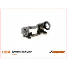 REAR AXLE MOUNT SELF ADJUSTABLE