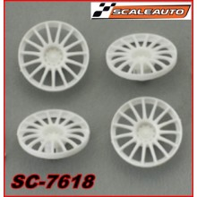 WHEELS INSERTS - SRT 7 SPOKES - 21mm.