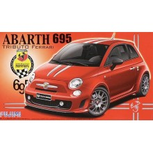 KIT ABARTH 695 TRIBUTO FERRARI (1/24)