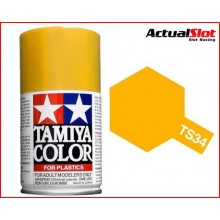 TAMIYA SPRAY CAMEL YELLOW