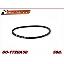TRACTION BELT 58 TOOTH