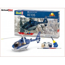 "KIT EUROCOPTER EC135 ""THE FLYING BULLS"" (1/32)"