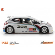PEUGEOT 208  T16 (RALLY YPRES 2013)