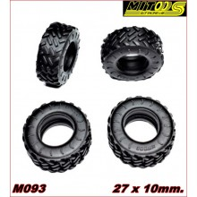 TOYO TYRE FOR RAID TRUCK (27 x10)