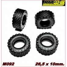POKER TYRE FOR RAID TRUCK (26,5 x10)