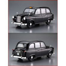 LONDON BLACK CAB 1968 (1/24)