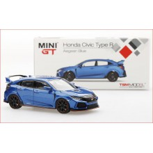 HONDA CIVIC TYPE-R (1/64)