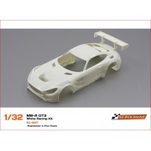MB-A GT3  WHITE RACING CAR KIT