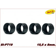 RACING TIRES Z1 15,5 x 8mm.