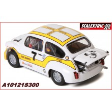 FIAT ABARTH 1000 BERLINA CORSA