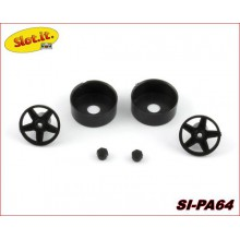 WHEEL INSERTS MATRA MS670B (2 + 2)