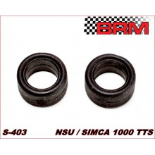 NSU/SIMCA HARD FRONT TYRES
