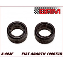 FIAT ABARTH 1000TCR HARD FRONT TYRES