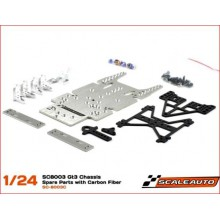 COMPLETE BASIC CHASSIS KIT