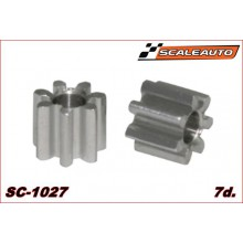 ALUMINIUM PINION 7 TEETH