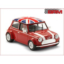 MINI COOPER - UNION JACK RED (1/24)