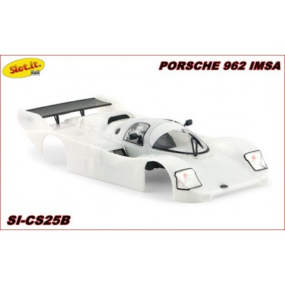 WHITE BODY KIT PORSCHE 962 IMSA
