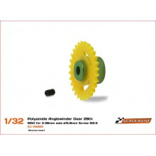 CROWN 28d. AW 25º  15,8mm. REVERSE INSERT