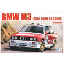 KIT BMW M3 E30 (TOUR DE CORSE 1989) (1/24)
