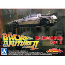 KIT 1/43 DE LOREAN (BACK TO THE FUTURE)