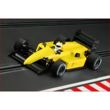 FORMULA 1 86/89 TEST CAR YELLOW