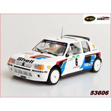 PEUGEOT 205 T16 EVO1 (RALLY PORTUGAL 1985) (CHRONO)