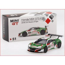 HONDA NSX GT3 - 2018 24 HOURS SPA  (1/64)