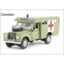 LAND ROVER SERIES III (1/43)