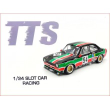 FORD ESCORT MKI - (BLACK CASTROL) (1/24)