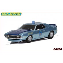 AMC JAVELIN - ALABAMA POLICE CAR
