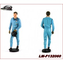 FIGURA 1/32 GRAHAM HILL (PAINT)