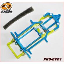 CHASIS COMPLETO PKS-EVO1 (MONTADO)