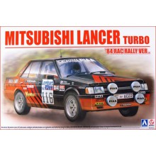 MITSUBISHI LANCER TURBO ('84 RAC RALLY) (1/24)