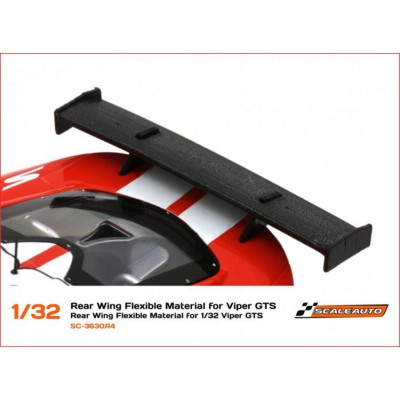 REAR WING FLEXIBLE MATERIAL FOR VIPER GTS