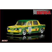 SIMCA 1000 RALLY - TERGAL SPECIAL EDITION (1/24)