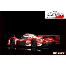 TOYOTA GT-ONE (24h. LE MANS 1998)