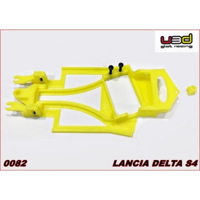CHASSIS 3D LANCIA DELTA S4 (SCALEXTRIC - ANGLEWINDER)
