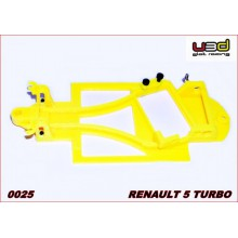 CHASSIS 3D RENAULT 5 TURBO (SPIRIT - ANGLEWINDER)