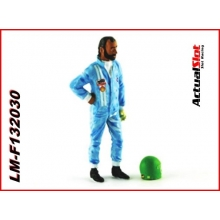 FIGURE 1/32 HENRI PESCAROLO TEAM MATRA (PAINT)