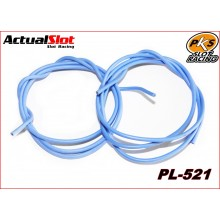 CABLE SILICONA EXTRA FLEXIBLE