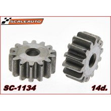 STEEL PINION 14 TOOTH