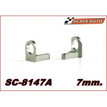 AXLE HOLDER 7mm. HEIGH